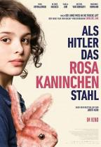 希特拉偷走我的粉紅兔 When Hitler Stole Pink Rabbit 海報