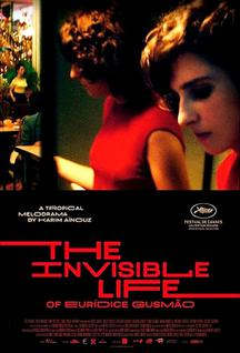 인비저블 라이프 The Invisible Life of Eurídice Gusmão, A Vida Invisível de Eurídice Gusmão 포스터