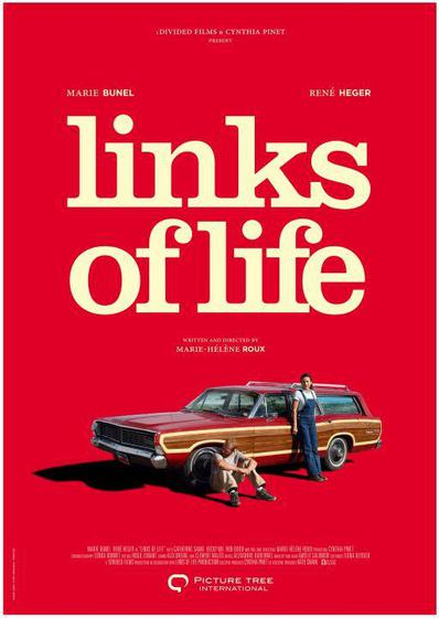謝謝你 Links of Life 海報