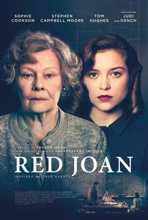 紅色密令 Red Joan 海報