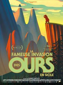 熊熊大作戰 La Fameuse Invasion des ours en Sicile 海報